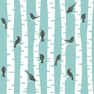 arbres motif
