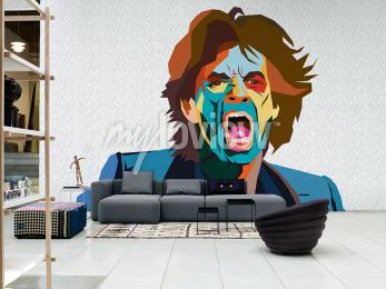 Papiers peints Mick Jagger