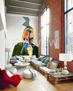 Papiers peints Kurt Cobain