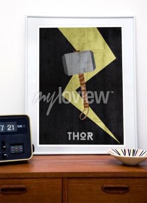 Papiers peints Thor