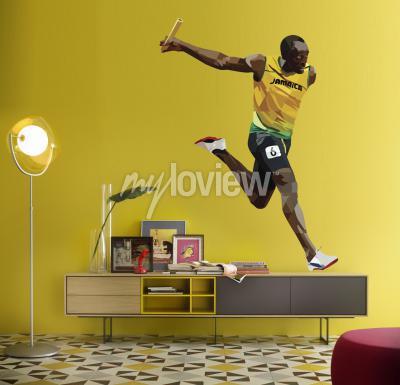 Papiers peints Usain Bolt