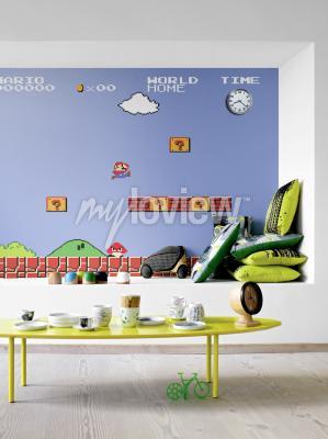 Papiers peints Mario