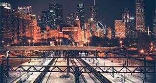Les villes de nuit