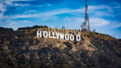 Posters Hollywood sign Los angeles