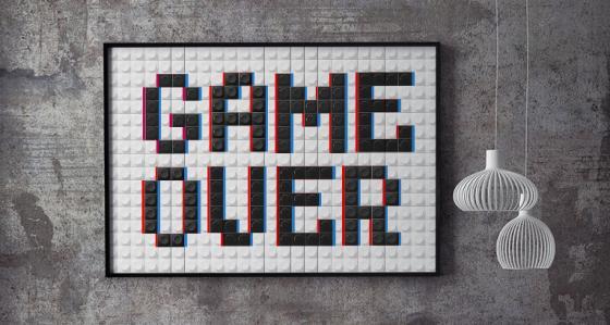 Affiches de jeux – jeu sans fin