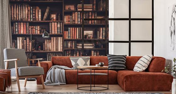Bibliothèque à domicile: la décoration d'intérieur version bibliothèque, une inspiration qui ravira les amateurs de lecture!