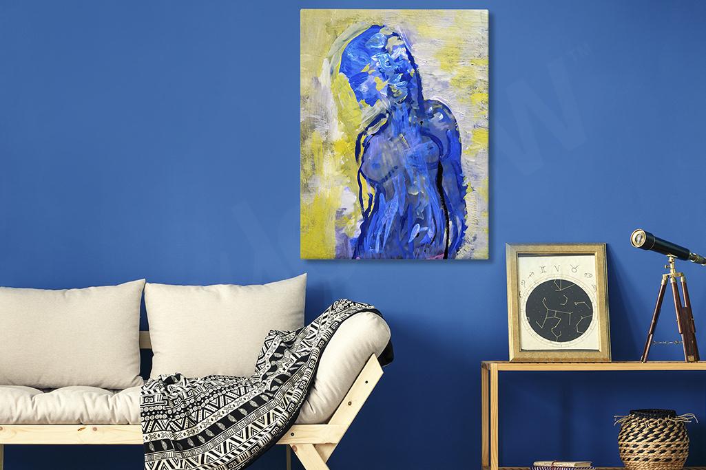 Le choix de votre image peut être guidé par la recherche d'une harmonie esthétique et artistique mais la couleur demeure également un excellent critère de sélection