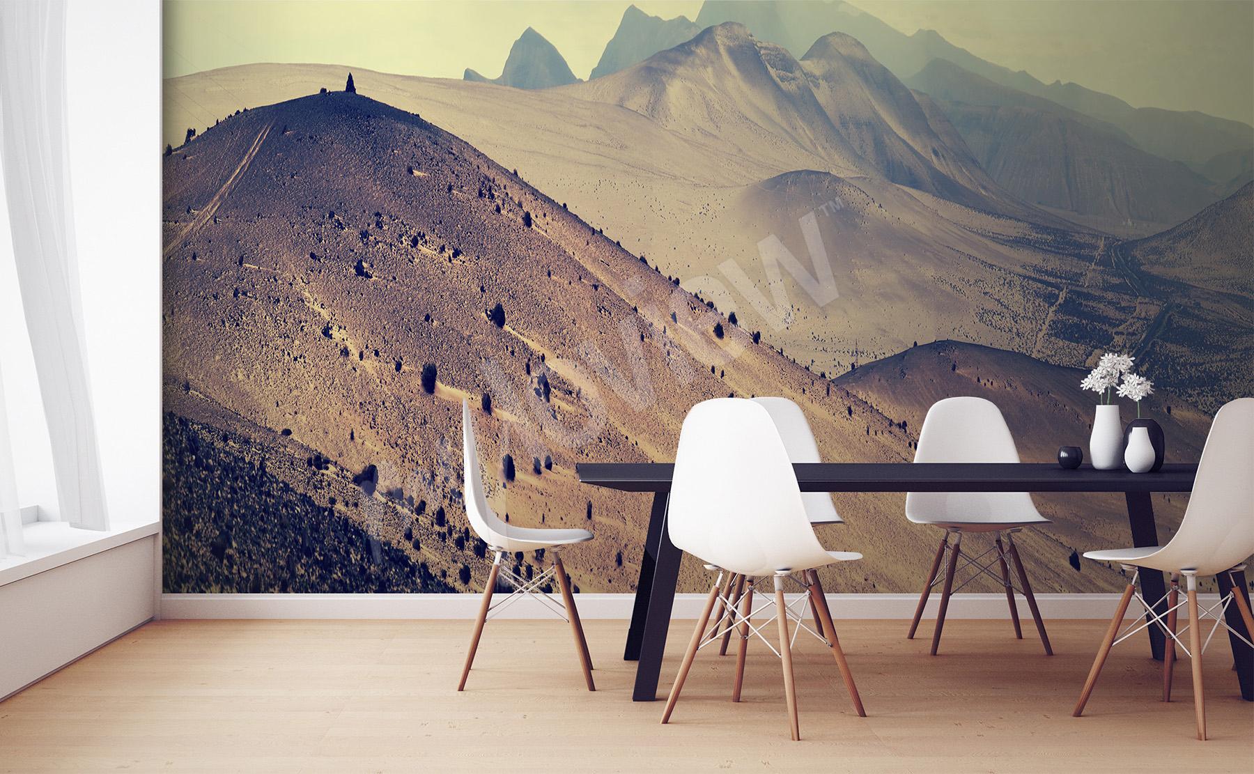 Papiers Peints Cuisine Mur Aux Dimensions Myloview Fr