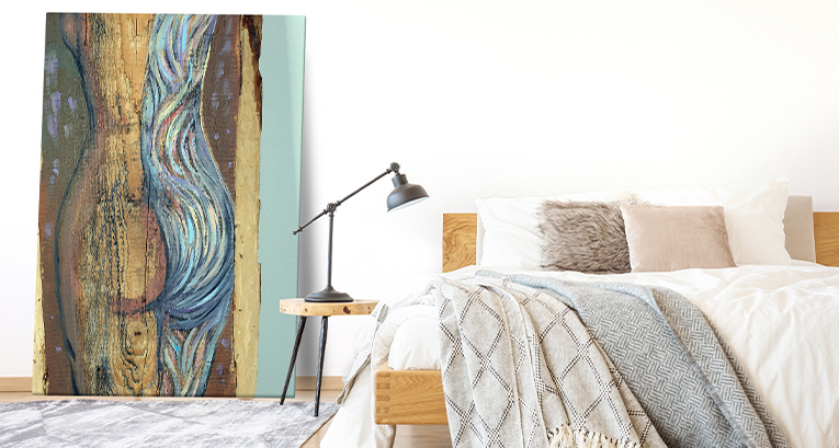 Les images avec des nus pour une décoration d'intérieur audacieuse