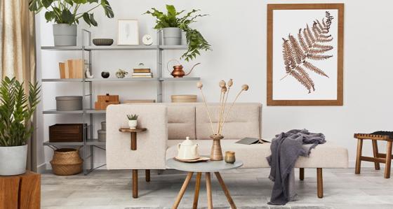 Créez une ambiance agréable chez vous - découvrez comment rendre la décoration du salon plus chaleureuse!