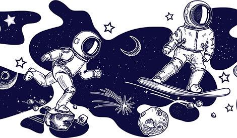 Cosmonautes