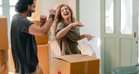 C'est votre premier déménagement? Comment organiser votre nouvel appartement?