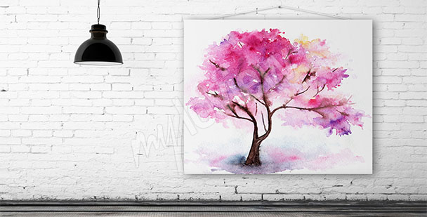 Image arbre cerisier
