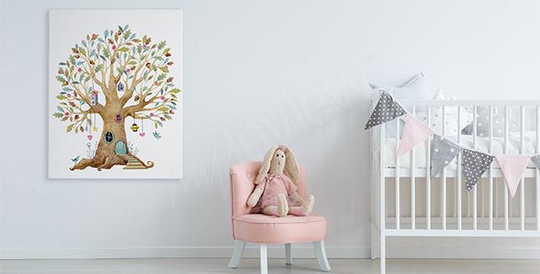 Image arbre fabuleux