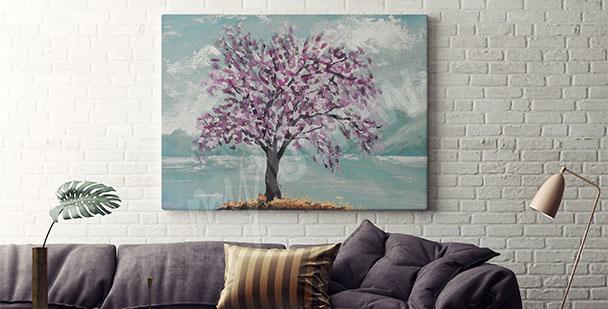 Image arbre pour salon