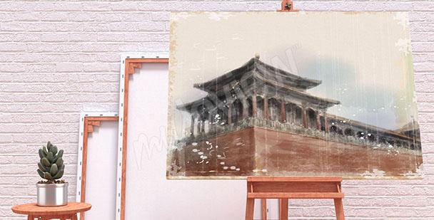 Image architecture de la Chine