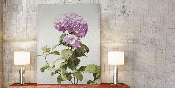 Image avec des fleurs écloses