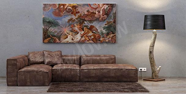 Image baroque peinture