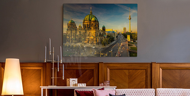 Image Berlin au soleil