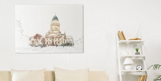 Image Berlin et cathédrale