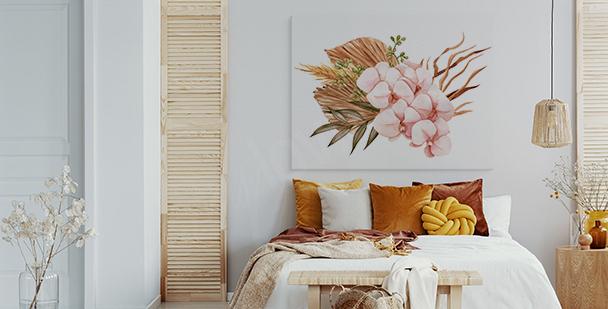 Image bouquet de fleurs
