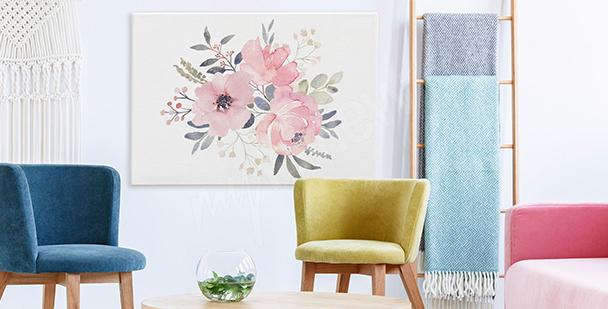 Image bouquet de roses