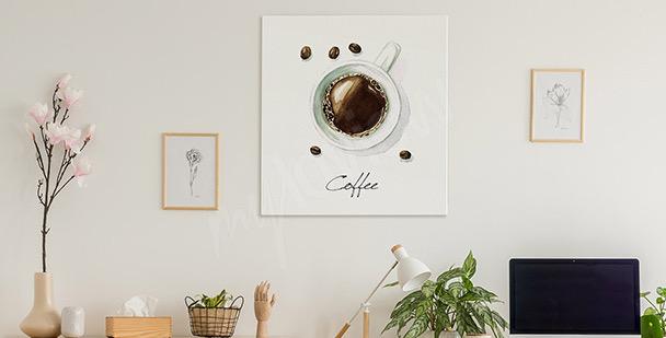 Image café dans une tasse