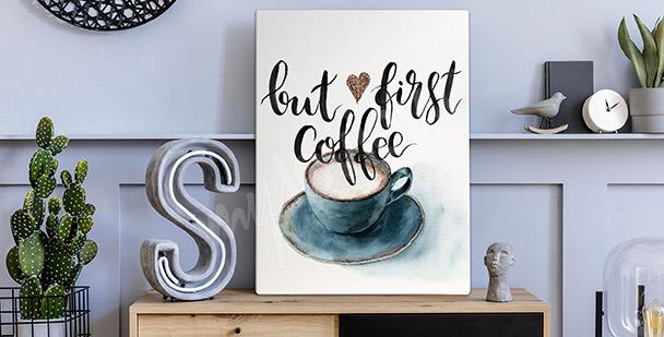 Image café version aquarelle