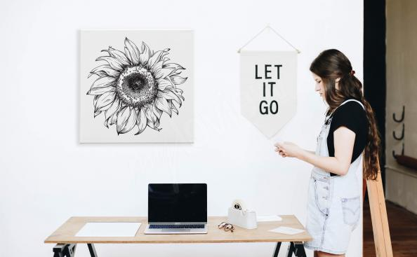 Image de fleur de tournesol