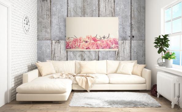 Image de fleur rose