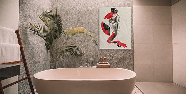 Image de style japonais
