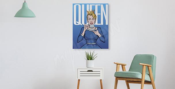 Image de style pop-art
