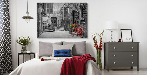 Image en noir et blanc Italie