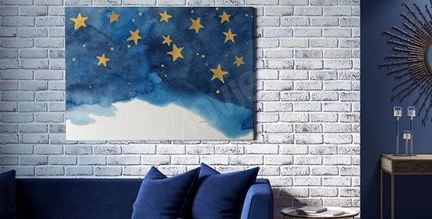 Image étoiles dans le ciel