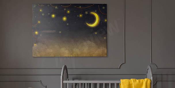 Image étoiles et ciel nocturne