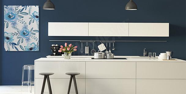 Image de cuisine minimalisme