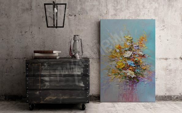 image inspirées de la peinture à l'huile