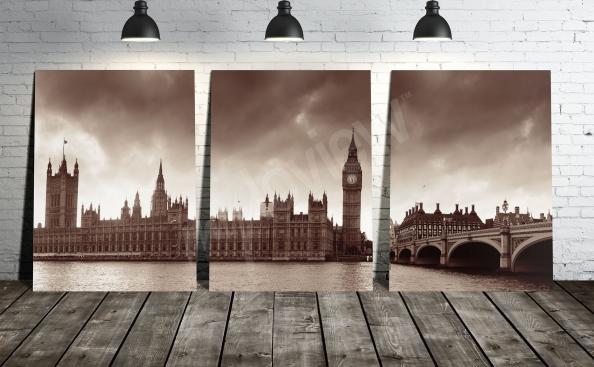 Image Londres en sépia