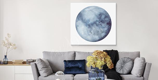 Image lune