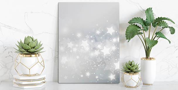 Image minimaliste étoiles