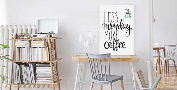 Image minimaliste motivante