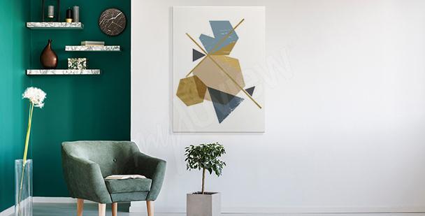 Image moderne abstraite