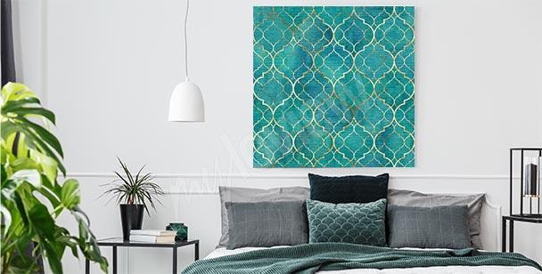 Image motif géométrique