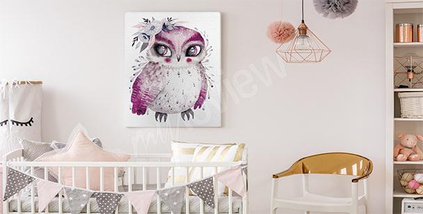 Image oiseau pour enfant