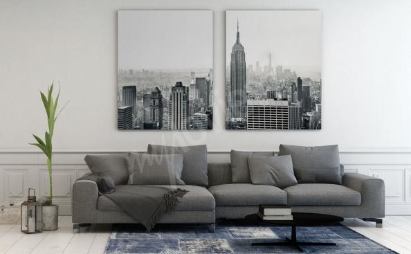 Image panorama de New York