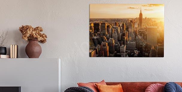 Image New York noir et blanc