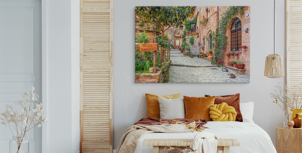 Image panoramique Toscane