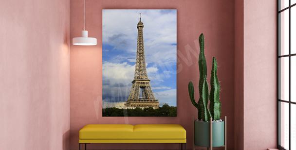 Image Paris pour le couloir