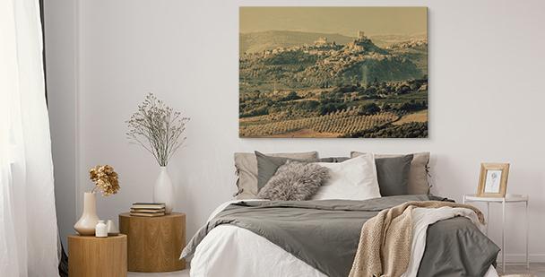 Image paysage italien