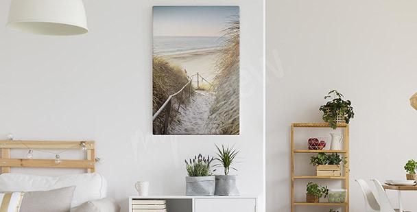 Image paysage marin